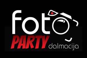 Photo Party Dalmacija Logo