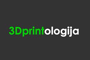 3Dprintologija Logo