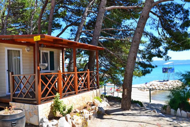Honeymoon Camping in Split for Newlyweds