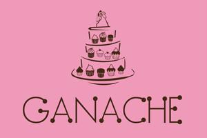 Ganache cakes & desserts Logo
