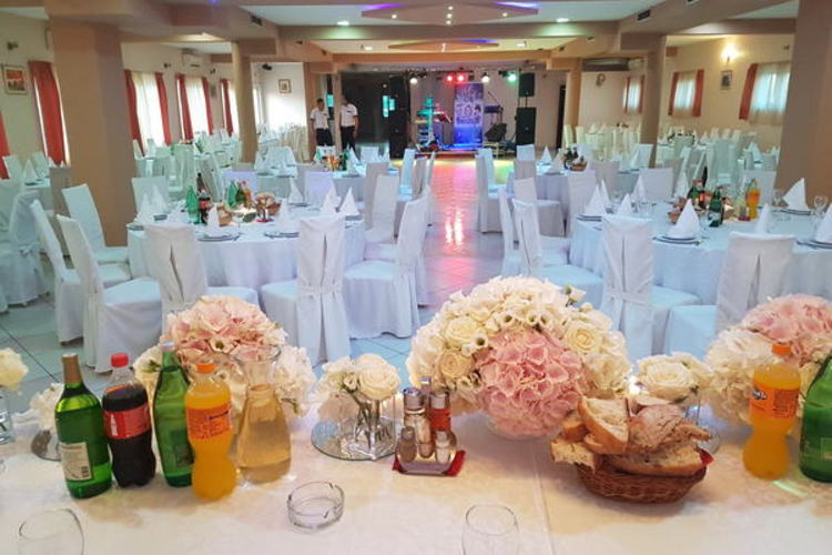 Sala za vjenčanja KAMEN Dicmo