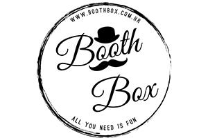 Photo cabin BOOTH BOX Logo