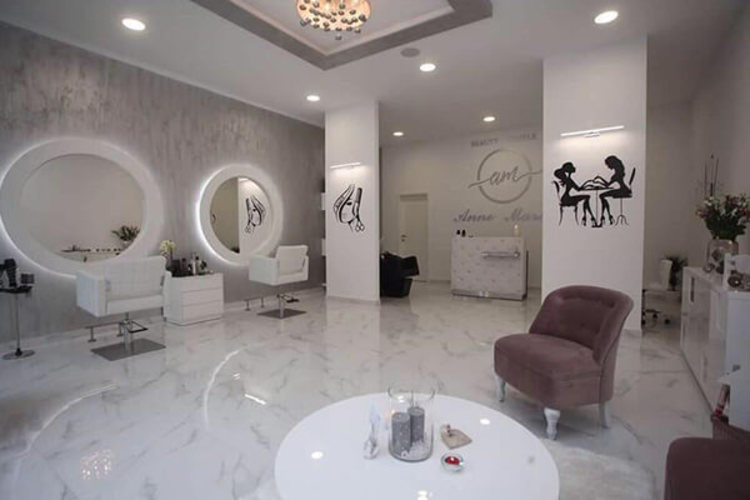 Beauty salon Anne Maree