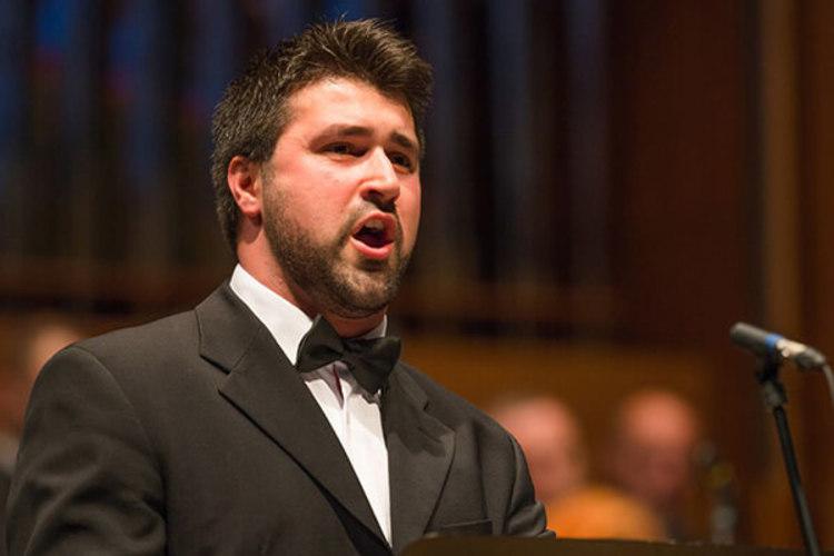 Bože Jurić – Pešić opera tenor