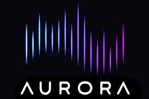 Aurora Band Logo