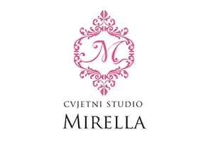 Flower shop Mirella Logo