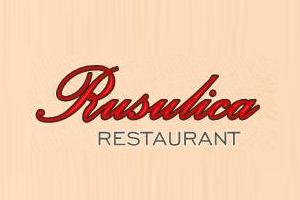 Restaurant Rusulica Logo