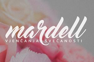Wedding dresses Mardell centar Split Logo