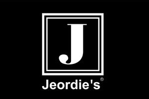 Mens suits Jeordies Logo